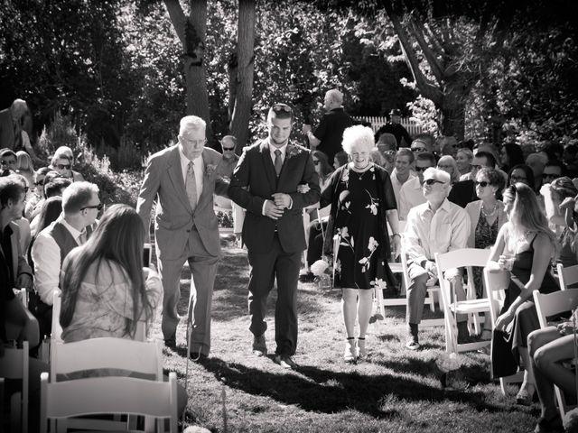 David and Amber's Wedding in Seattle, Washington 6
