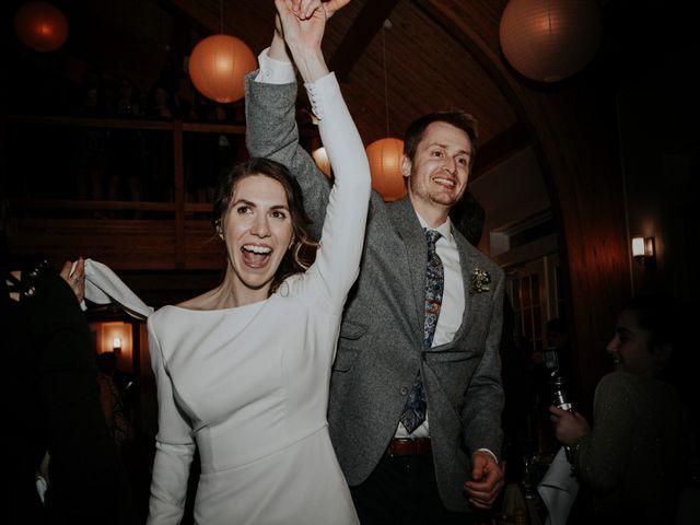 The wedding of Amanda and Dave