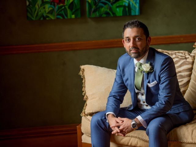 Ameer and Lindsay's Wedding in Falmouth, Massachusetts 11