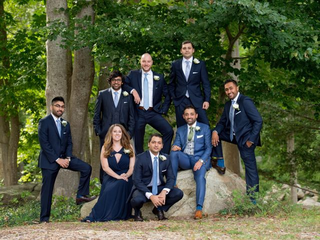 Ameer and Lindsay's Wedding in Falmouth, Massachusetts 12