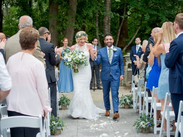 Ameer and Lindsay's Wedding in Falmouth, Massachusetts 21
