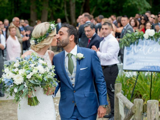 Ameer and Lindsay's Wedding in Falmouth, Massachusetts 22