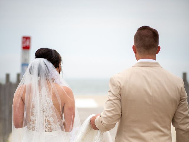 Ryan and Andie's Wedding in Cape May, New Jersey 25