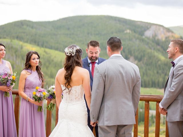 Jacob and Kaitlyn's Wedding in Denver, Colorado 10