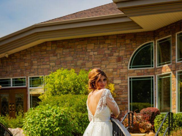 Patrick and Sarah's Wedding in Thornton, Colorado 6
