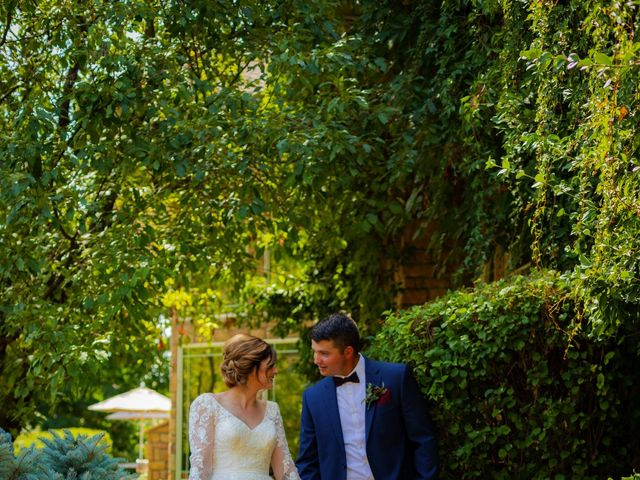 Patrick and Sarah's Wedding in Thornton, Colorado 7