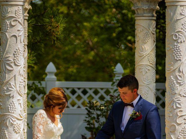 Patrick and Sarah's Wedding in Thornton, Colorado 17