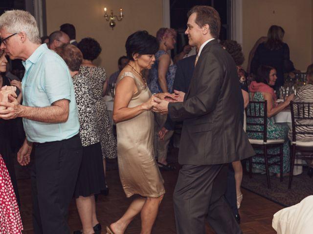 Paul and Nancy's Wedding in Rhinebeck, New York 3