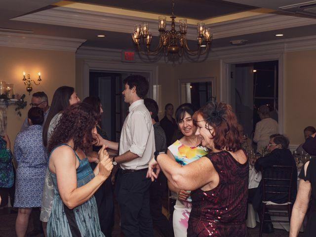 Paul and Nancy's Wedding in Rhinebeck, New York 4