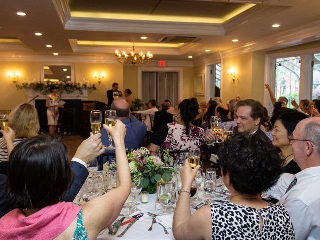 Paul and Nancy's Wedding in Rhinebeck, New York 6