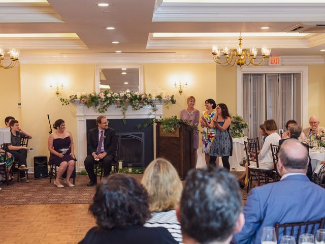 Paul and Nancy's Wedding in Rhinebeck, New York 7