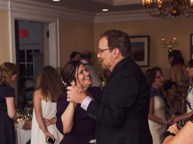Paul and Nancy's Wedding in Rhinebeck, New York 1