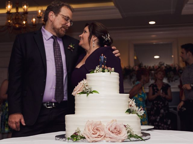 Paul and Nancy's Wedding in Rhinebeck, New York 12