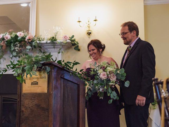 Paul and Nancy's Wedding in Rhinebeck, New York 15