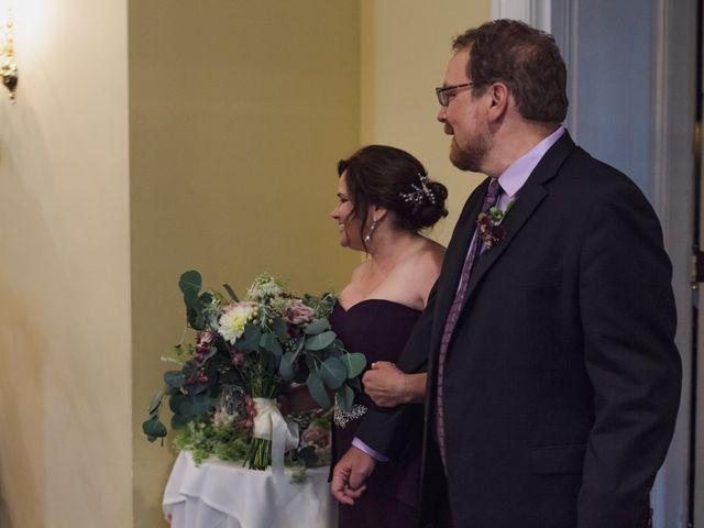 Paul and Nancy's Wedding in Rhinebeck, New York 16