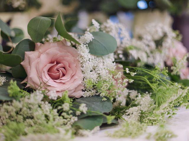 Paul and Nancy's Wedding in Rhinebeck, New York 17