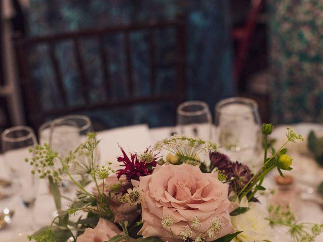 Paul and Nancy's Wedding in Rhinebeck, New York 21