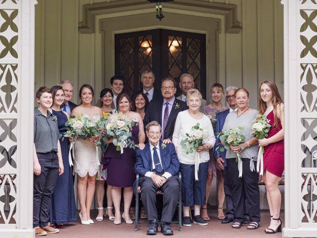 Paul and Nancy's Wedding in Rhinebeck, New York 22