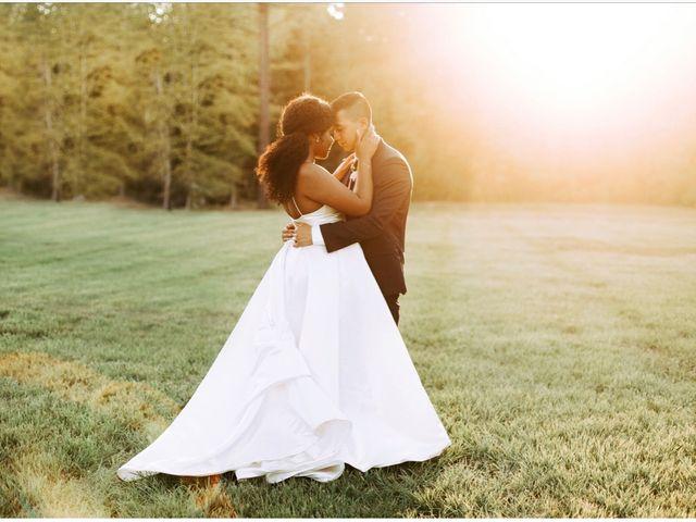 The wedding of Vanessa and Tam