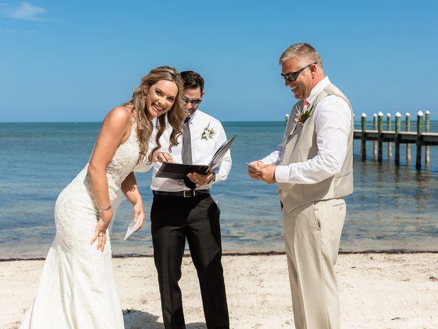 Jason Cummings  and Sonya 's Wedding in Islamorada, Florida 1