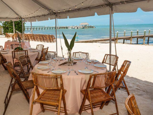 Jason Cummings  and Sonya 's Wedding in Islamorada, Florida 7