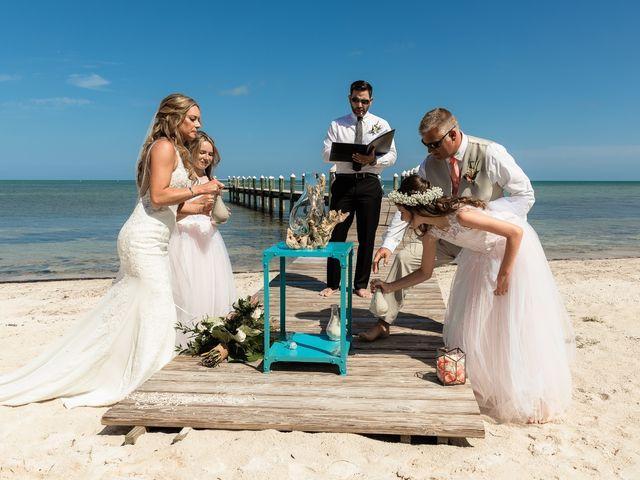 Jason Cummings  and Sonya 's Wedding in Islamorada, Florida 12