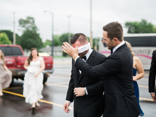 Stephanie and Robert's Wedding in Green Bay, Wisconsin 6