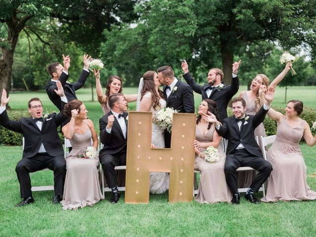 Stephanie and Robert's Wedding in Green Bay, Wisconsin 12