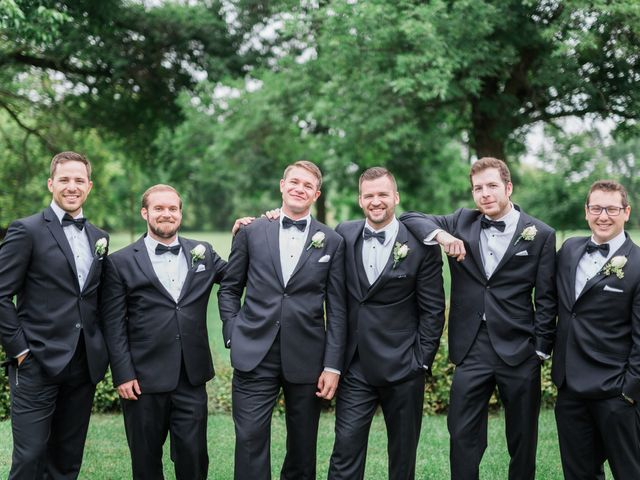 Stephanie and Robert's Wedding in Green Bay, Wisconsin 11