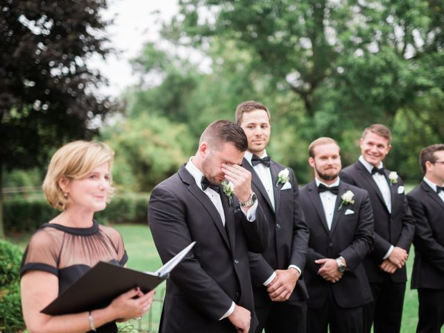Stephanie and Robert's Wedding in Green Bay, Wisconsin 16