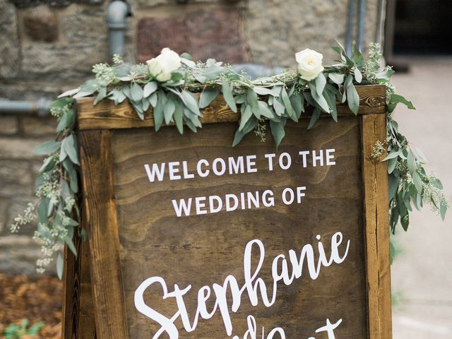 Stephanie and Robert's Wedding in Green Bay, Wisconsin 13