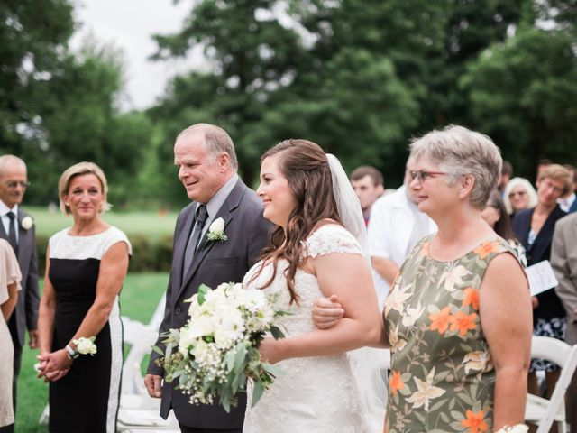 Stephanie and Robert's Wedding in Green Bay, Wisconsin 17