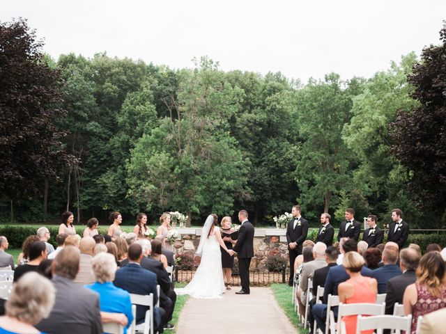 Stephanie and Robert's Wedding in Green Bay, Wisconsin 18