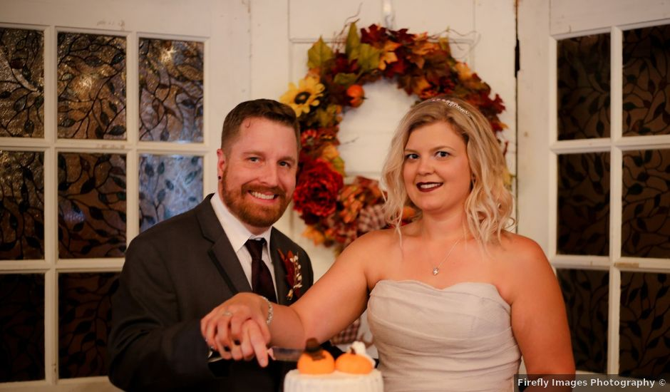 Eric and Ashley's Wedding in Pell City, Alabama