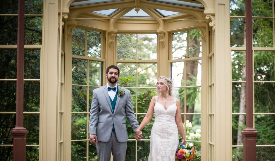 Steve Wiley  and Jill Wiley's Wedding in Wilmington, Delaware
