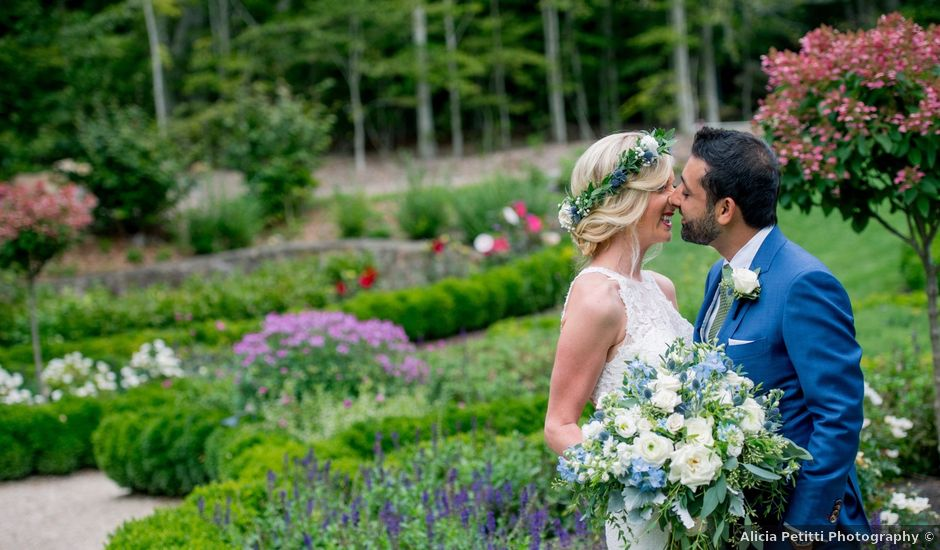 Ameer and Lindsay's Wedding in Falmouth, Massachusetts