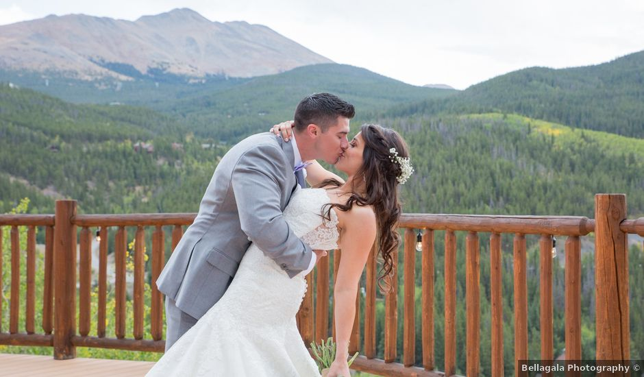 Jacob and Kaitlyn's Wedding in Denver, Colorado