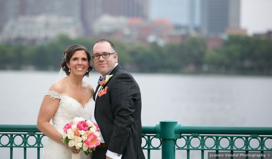 Brad and Jamie's Wedding in Boston, Massachusetts