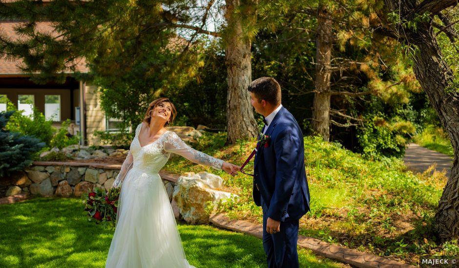 Patrick and Sarah's Wedding in Thornton, Colorado
