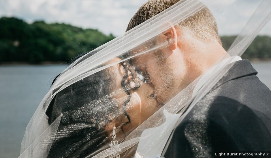 Josiah and Carissa's Wedding in Dubuque, Iowa