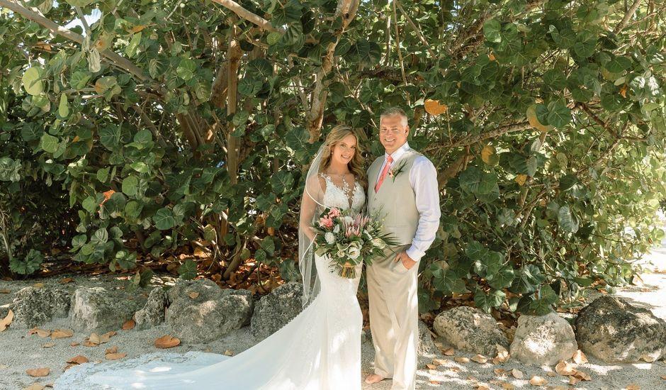 Jason Cummings  and Sonya 's Wedding in Islamorada, Florida