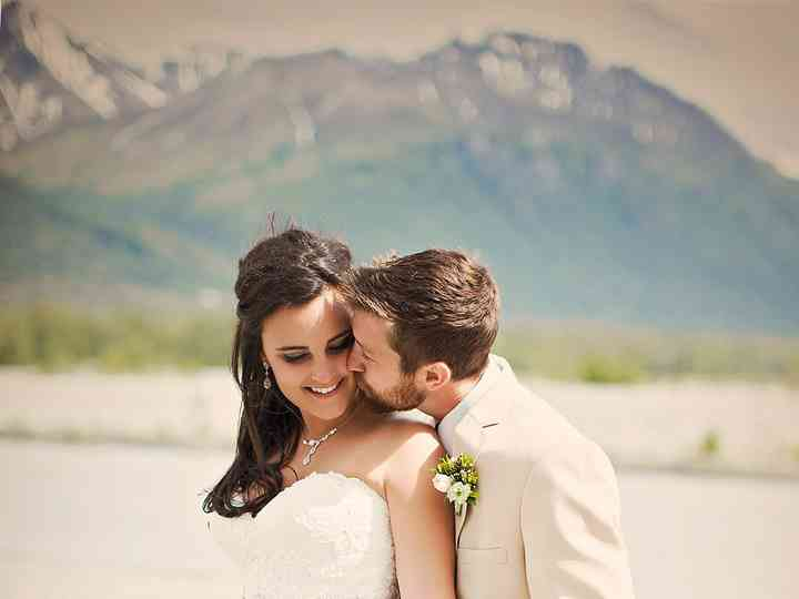 The wedding of Wrangel and Jordan