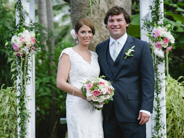 The wedding of Kevin and Jamie