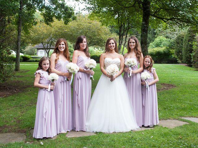 Lindsay and Victor's Wedding in Highlands, North Carolina 5