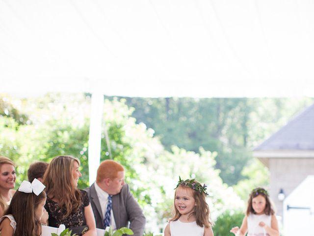 Lindsay and Victor's Wedding in Highlands, North Carolina 11