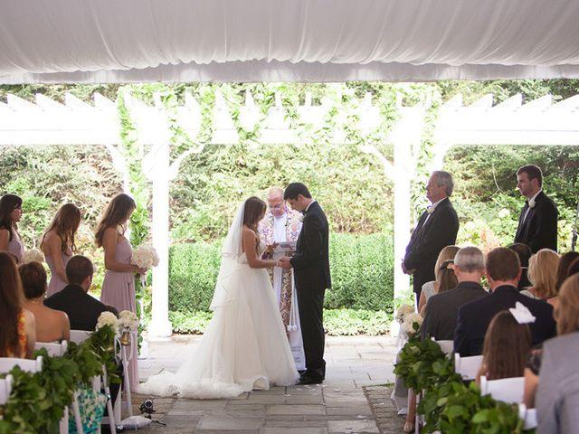 Lindsay and Victor's Wedding in Highlands, North Carolina 12