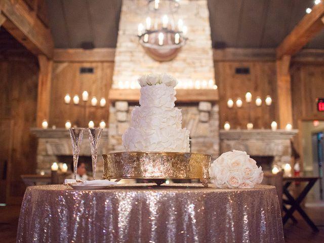 Lindsay and Victor's Wedding in Highlands, North Carolina 18