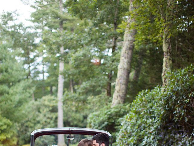 Lindsay and Victor's Wedding in Highlands, North Carolina 13