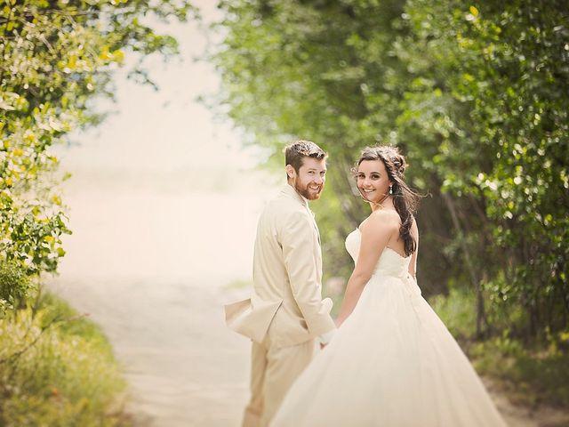 Jordan and Wrangel's Wedding in Palmer, Alaska 33