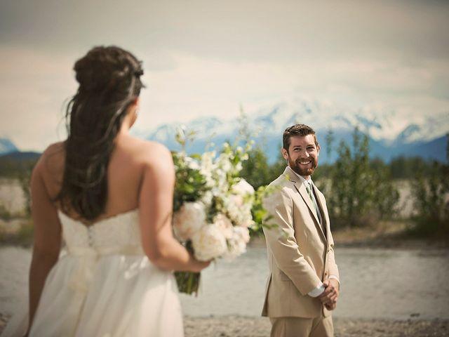 Jordan and Wrangel's Wedding in Palmer, Alaska 7